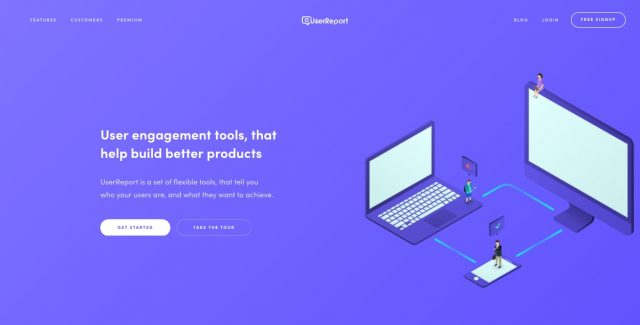 UserReport_customer_feedback_tool